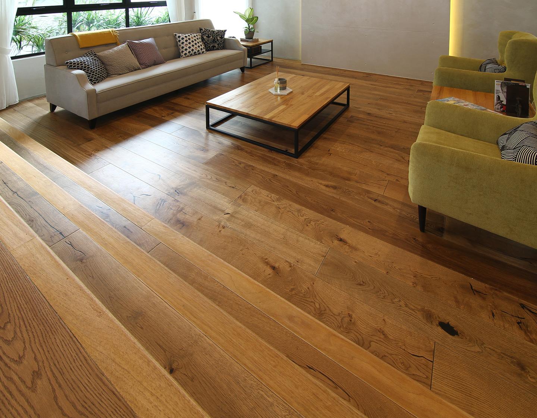 Bukit Jelutung | Premier Flooring Malaysia - Lianz Surface